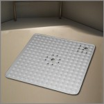 Shower Mat Without Suction Cups